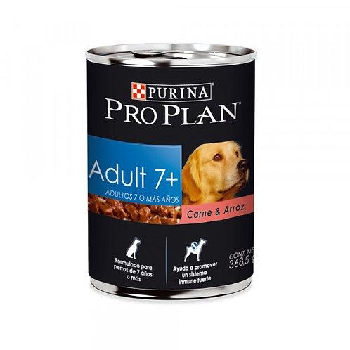 Pro Plan® Lata Adult 7+ Carne & Arroz