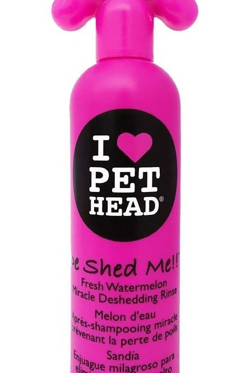 Pet Head Enjuague De Shed Me!!