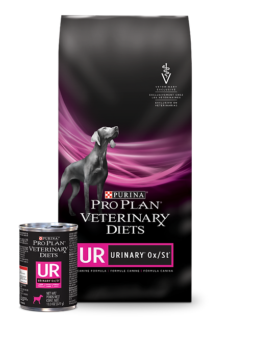 Pro Plan® Veterinary Diets UR Urinary ® Ox / St ™ Canine