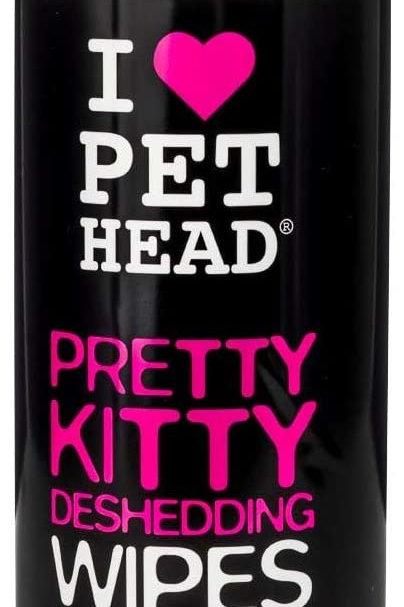 Pet Head Toallitas Pretty Kitty