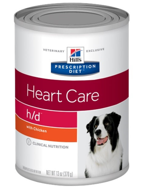 Hill's® Prescription Diet® h/d® Canine