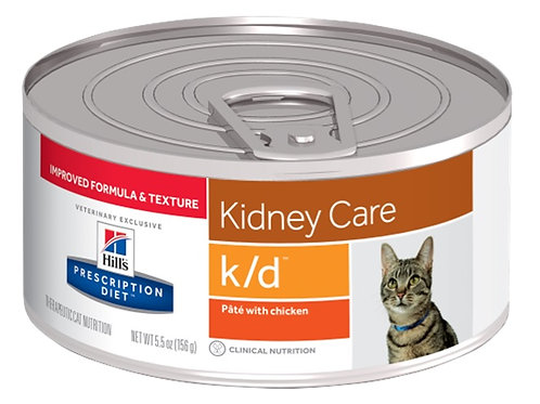 Hill's™ Prescription Diet™ k/d™ Feline with Chicken