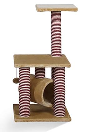 Fancy Pets Mueble con Túnel 85 cm
