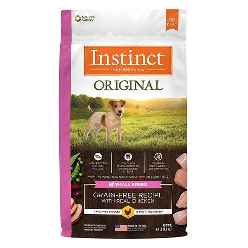 Instinct Small Breed Pollo