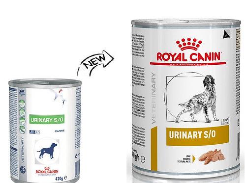 Royal Canin Lata Urinary S/O Canine