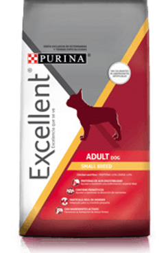 PURINA® Excellent® Adult Chicken & Rice Small Breed