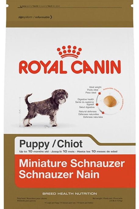 Royal Canin Miniature Schnauzer Puppy