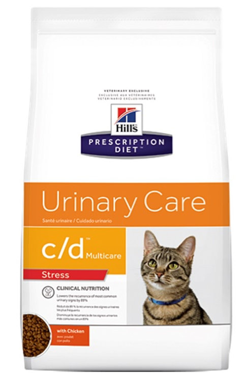 Hill's® Prescription Diet® c/d® Multicare Feline Stress