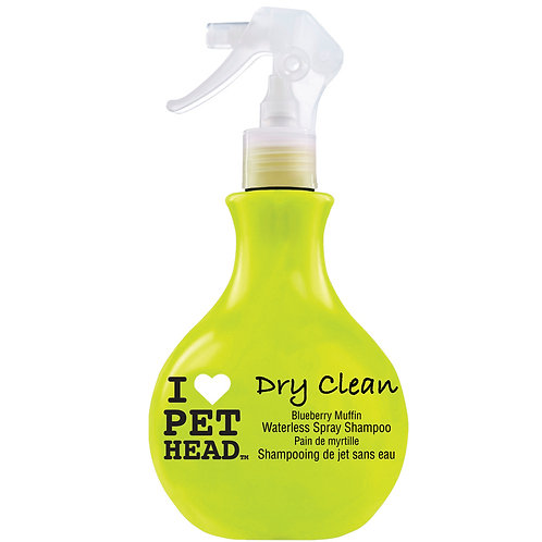 Pet Head Spray Lavado en Seco