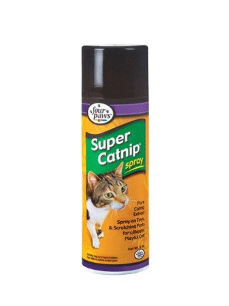Four Paws Super Catnip Spray