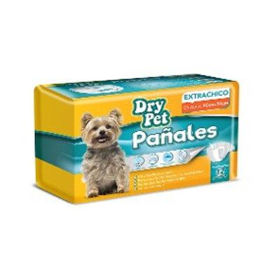Dry Pet Pañales