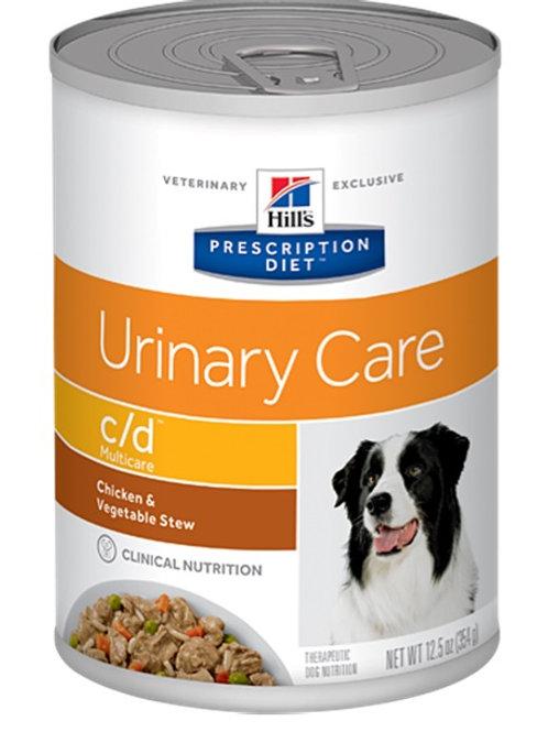 Hill's® Prescription Diet® c/d® Multicare Canine Chicken & Vegetable