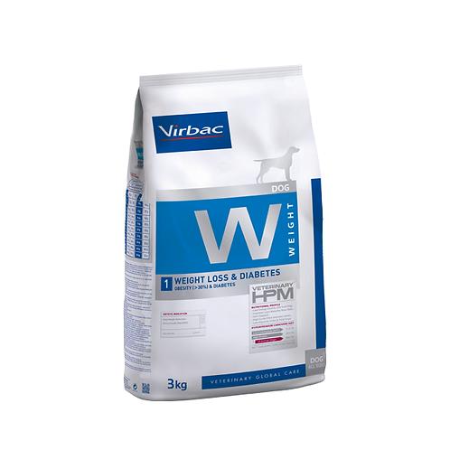 Virbac HMP WEIGHT 1 - Control del peso corporal y diabetes perro
