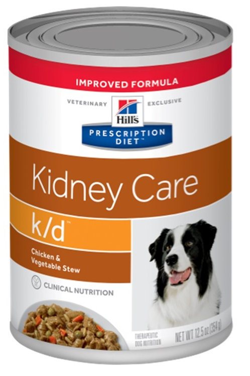Hill's™ Prescription Diet™ k/d™ Canine Chicken & Vegetable Stew