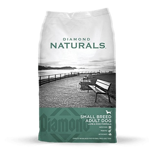 Diamond Naturals Small Breed Lamb & Rice Adult