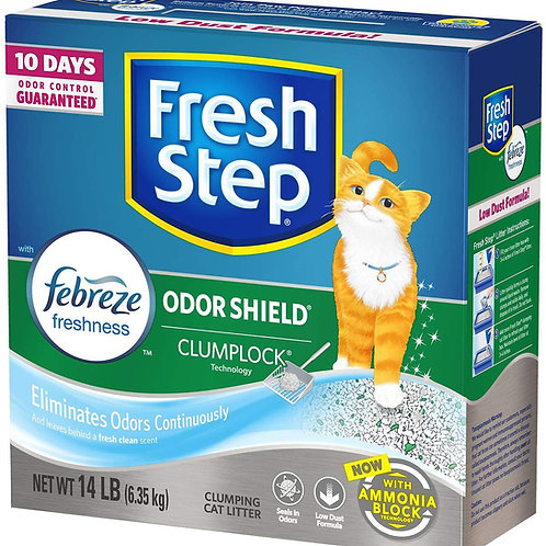 Arena Fresh Step Odor Shield