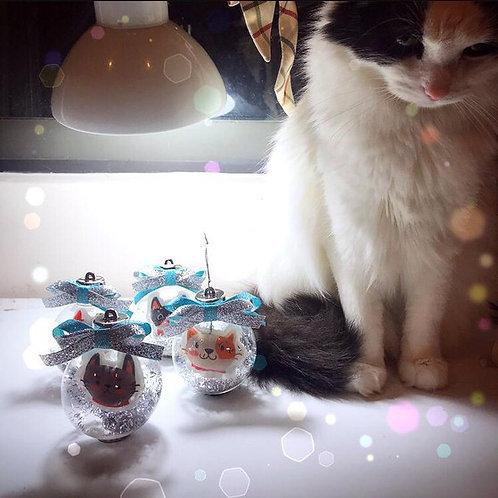 MG&P Esferas navideñas