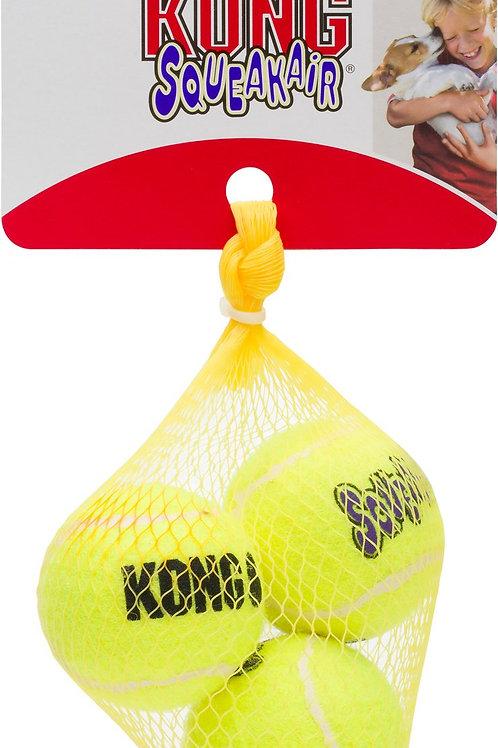Kong AirDog Squeakair Ball (3 pz)