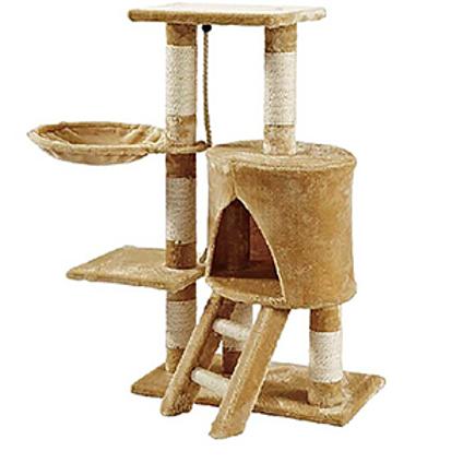 Fancy Pets Mueble con scalera y Hamaca 96 cm