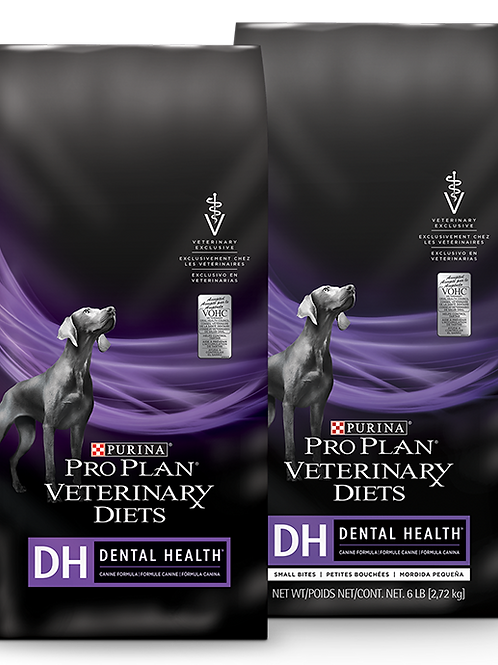 Pro Plan® Veterinary Diets DH Dental Health Canine