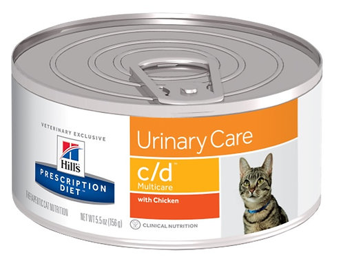 Hill's® Prescription Diet® c/d® Multicare Feline with Chicken