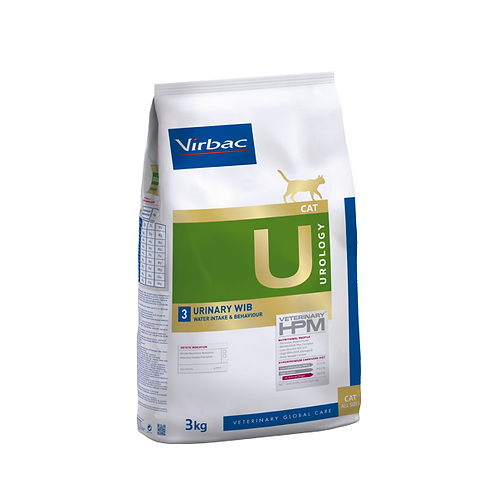 Virbac HMP UROLOGY 3 - Salud urinaria gato