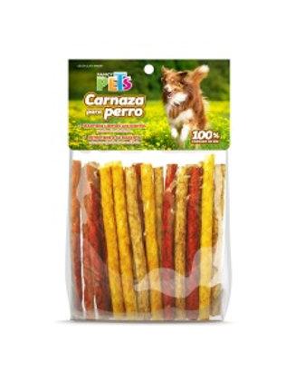 Fancy Pets Bolsa de Palitos de Carnaza Sabores