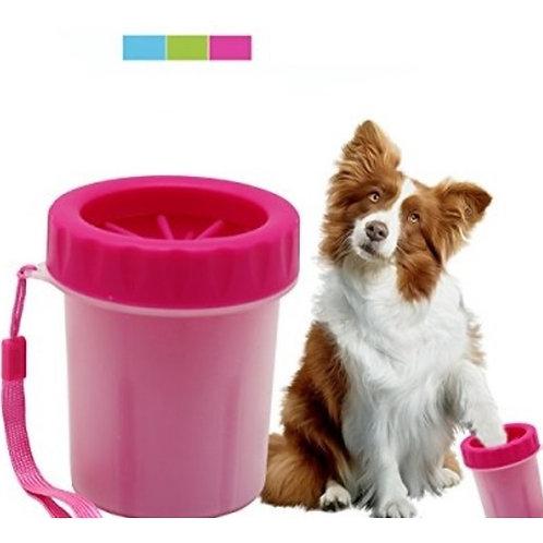 Limpiador de patas para mascotas