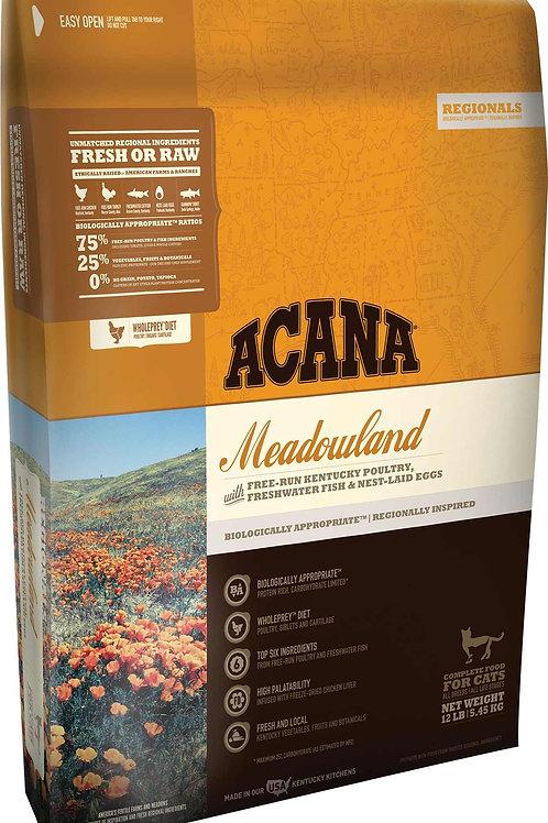 Acana Regionals Meadowland Cat
