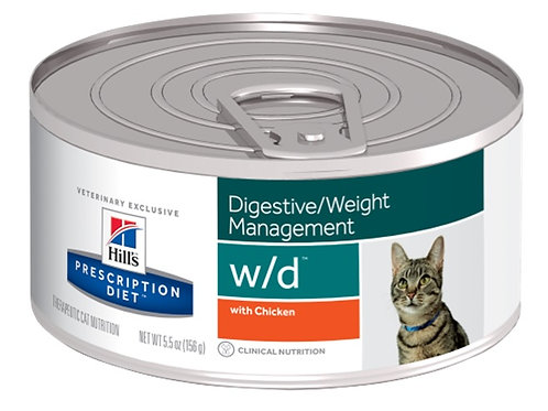 Hill's® Prescription Diet® w/d® Feline