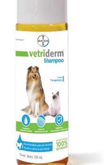 Bayer Vetriderm Shampoo