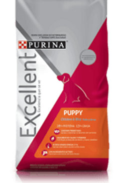 PURINA® Excellent® Puppy Chicken & Rice Medium - Large Breed