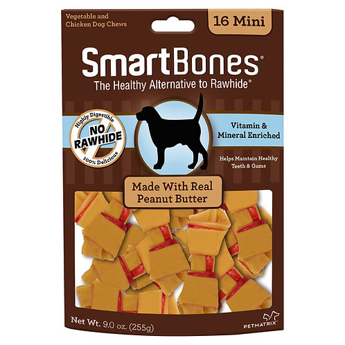 Smart Bones Peanut Butter