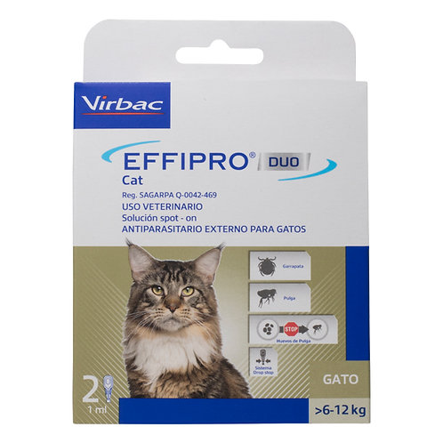 Effipro Dúo para gato