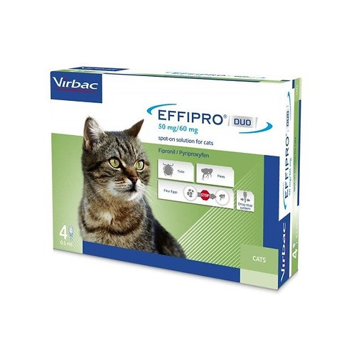 Virbac Effipro Dúo kitten