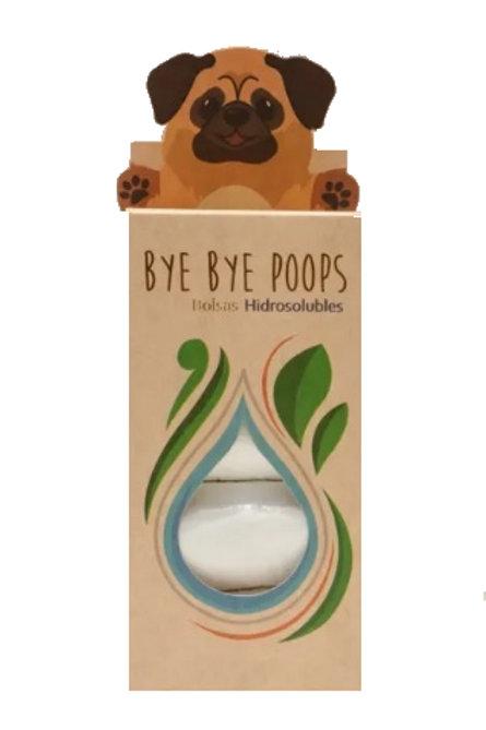 Bye Bye Poops (caja con 8 rollos)