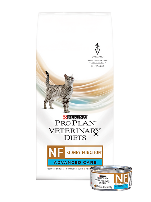 Pro Plan® Veterinary Diets NF Kidney Function Advance Care Feline