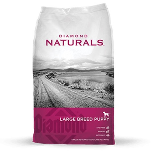 Diamond Naturals Large Breed Puppy (Lamb)