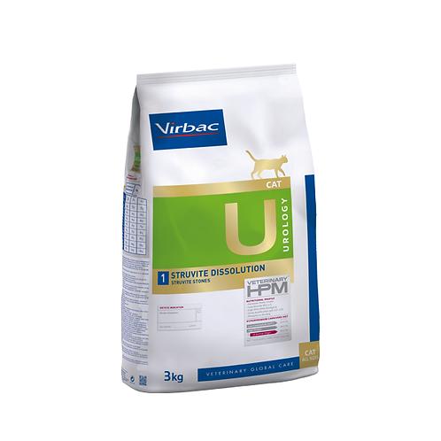 Virbac HMP UROLOGY 1 - Salud urinaria gato