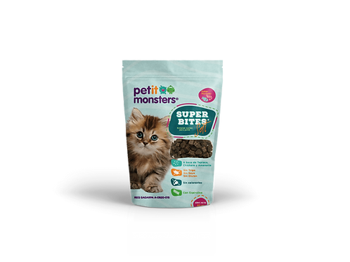 Petit Monsters Premios para Gato Super Bites Soft