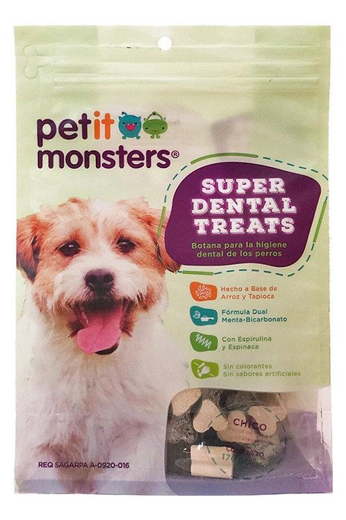 Petit Monsters Premios Super Dental Treats