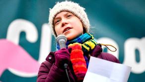 Greta Thunberg: Scotland not a world leader on climate change
