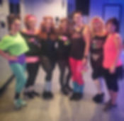 Hip Hop Fitness!