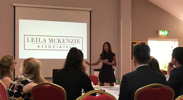 Leila McKenzie - Speaking at MDS.jpg