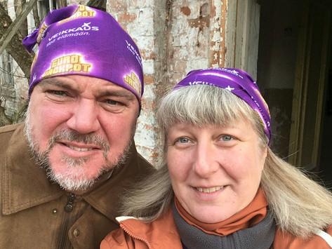 Ukrainassa lokakuu 2019:  Tsernobyl & Kiova