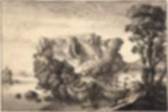 Wenceslas Hollar - Landschaftskopf
