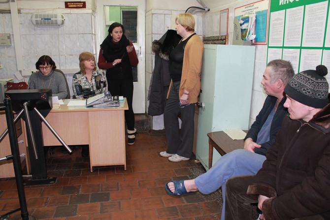 Совместное мероприятие с центром занятости населения Советского района