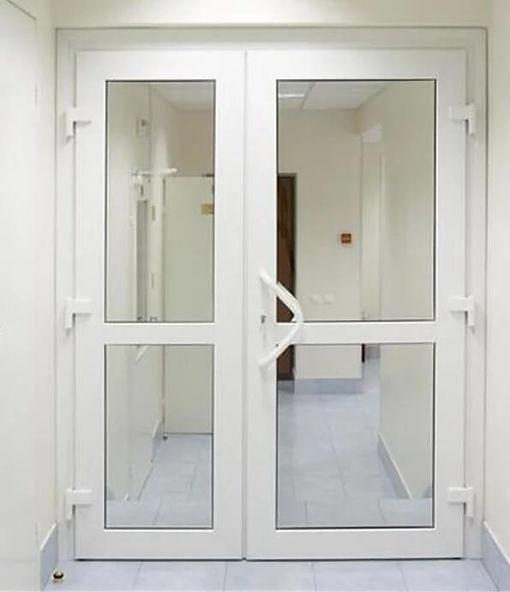 Міжкімнатні металопластикові двері