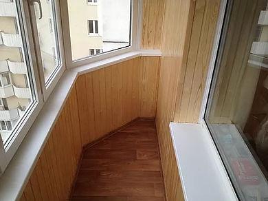балкон під ключ у Київі