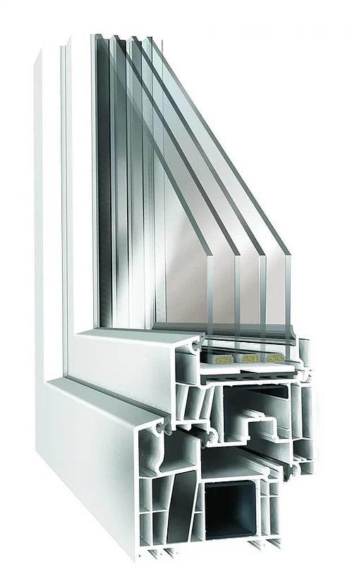 Металопластикові вікна DECCO